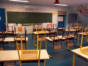 salle cours moyens...